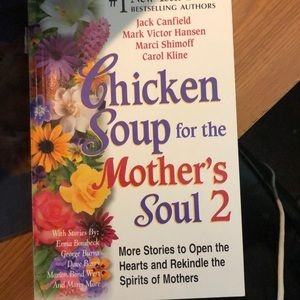 Chicken Soup for the Mother's Soul 2 Book
